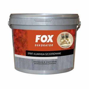 FOX efekt dekoracyjny aluminium