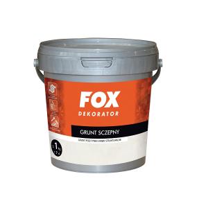 FOX grunt sczepny