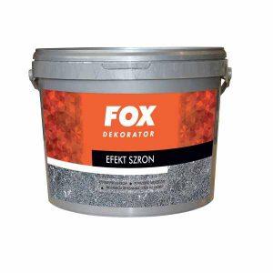 FOX efekt szron