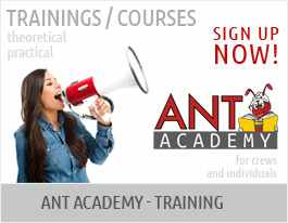 trainigs ant academy
