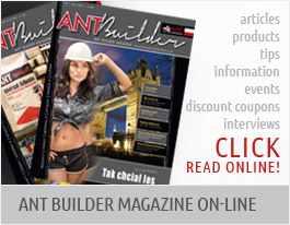 ant magazine