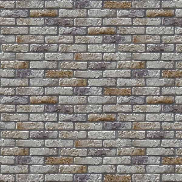 retro brick sahara